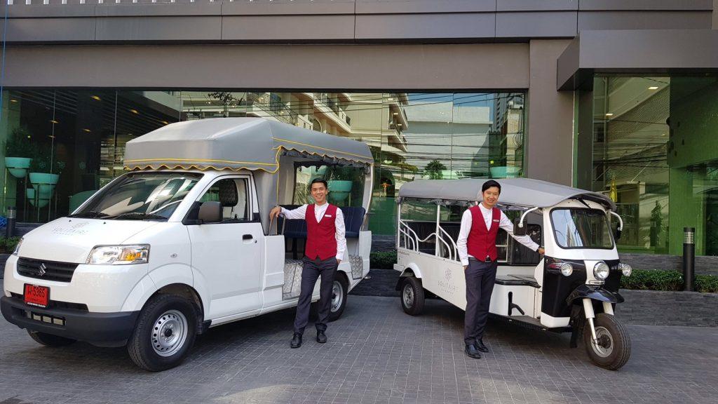 solitaire Bangkok shutter service